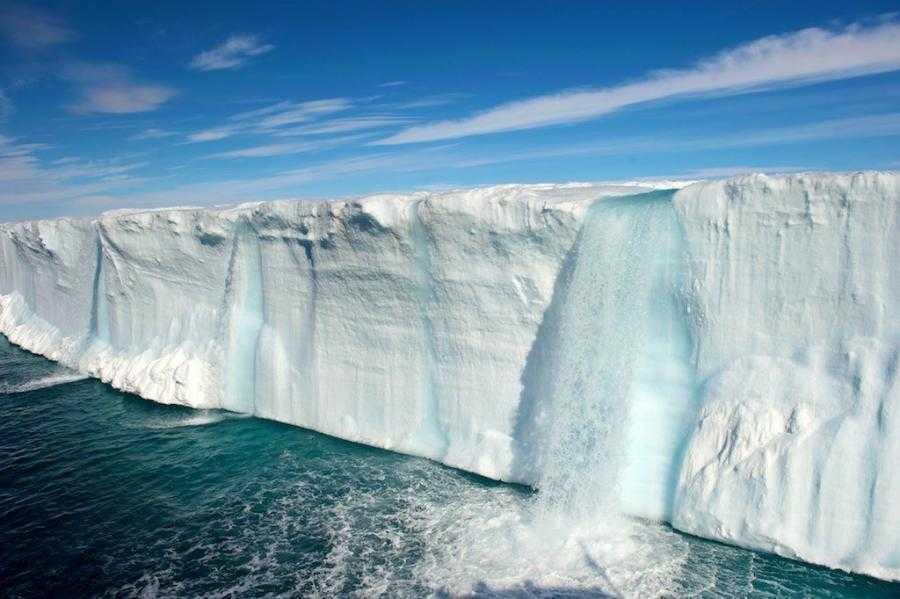 Скорочення викидів вуглецю не зупинить танення льодовиків