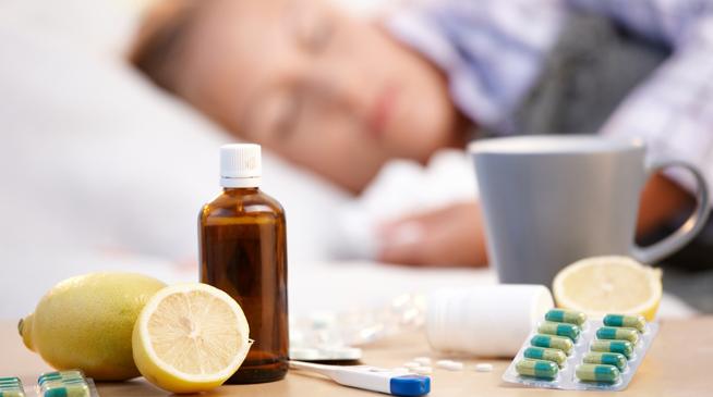 На Волині спостерігають зниження рівня захворюваності на грип та ГРВІ