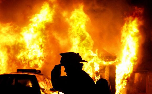 За добу на Волині – п'ять пожеж
