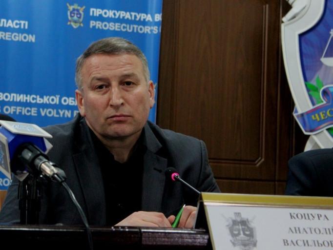 Волинський прокурор, якого звільнили у 2014-му, через суд поновився на посаді