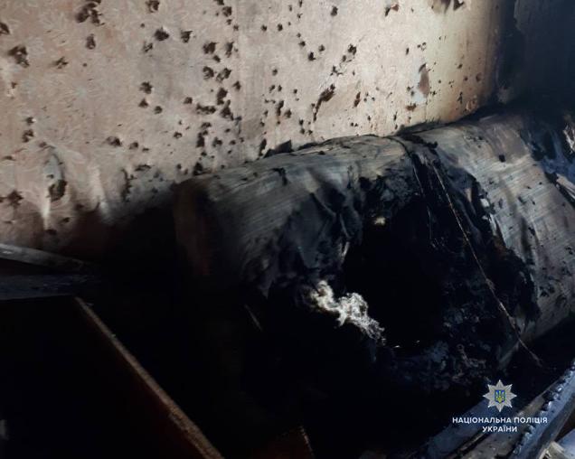 Поліція з'ясовує обставини вибуху у багатопеверхівці в Ковелі