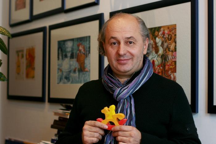 До Луцька завітає директор видавництва «А-БА-БА-ГА-ЛА-МА-ГА»
