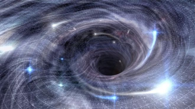 У центрі Чумацького шляху виявили десятки чорних дір