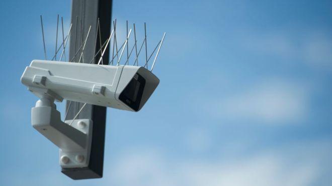 У Китаї камера розпізнала підозрюваного серед 60 тисяч людей