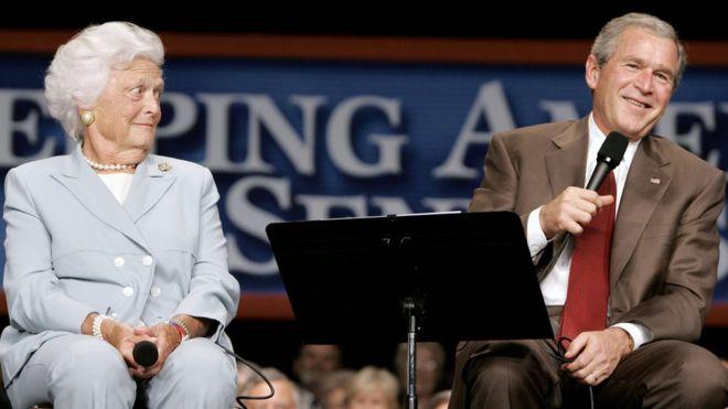 У США померла колишня перша леді Барбара Буш