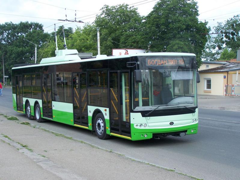 У Луцьку обговорять вартість проїзду в тролейбусі