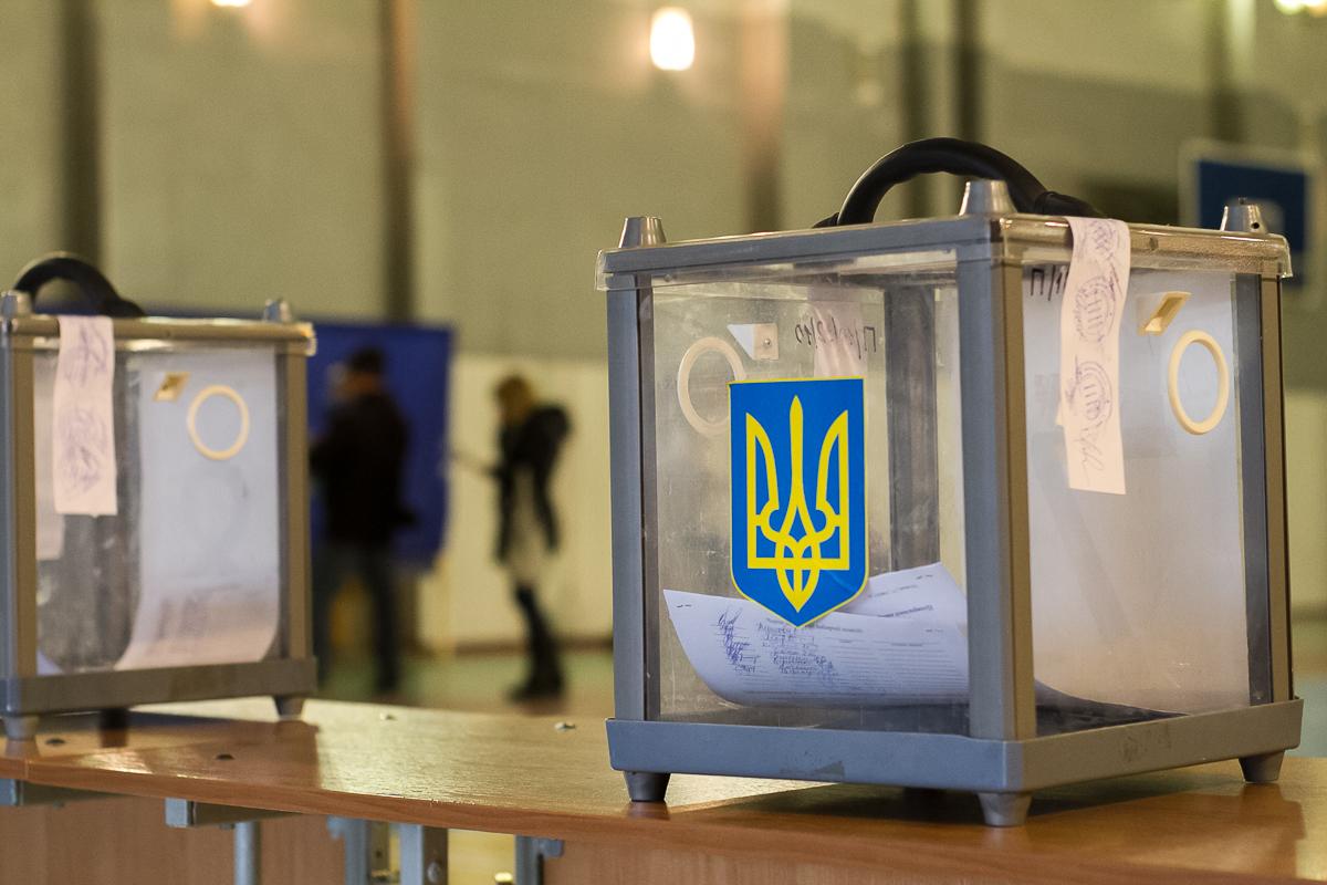 В Україні у 40 ОТГ проходять перші місцеві вибори
