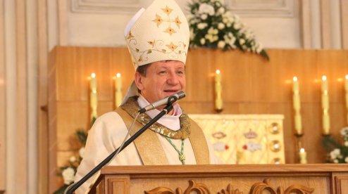 Великоднє привітання єпископа Віталія Скомаровського