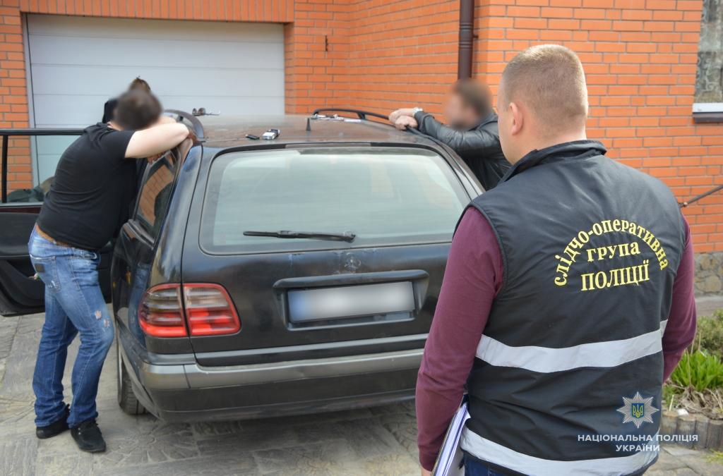 У поліції повідомили деталі викрадення лучанина. ФОТО. ВІДЕО