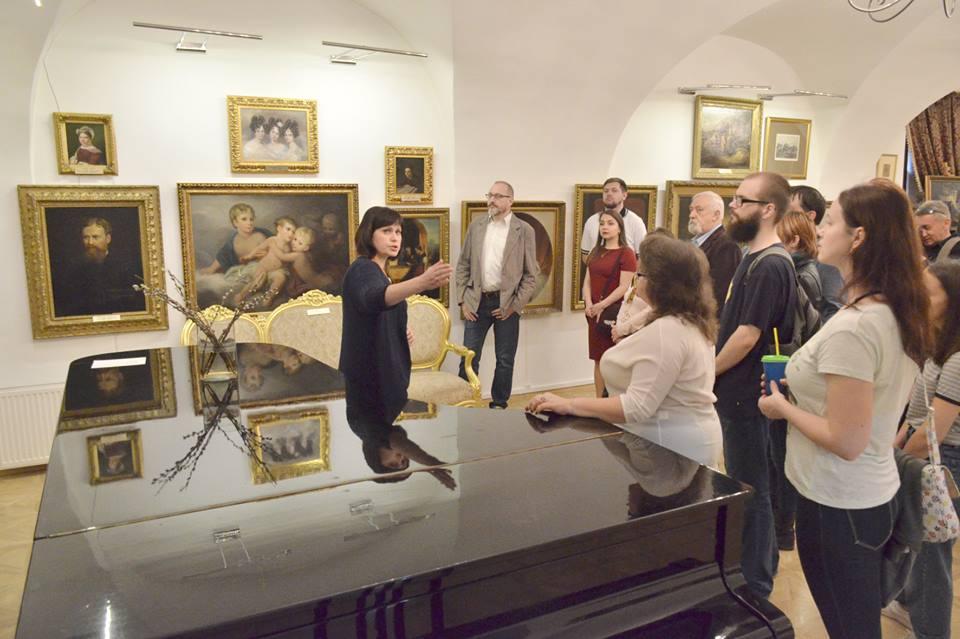 У Луцьку відбувся День неспішного мистецтва. ФОТО