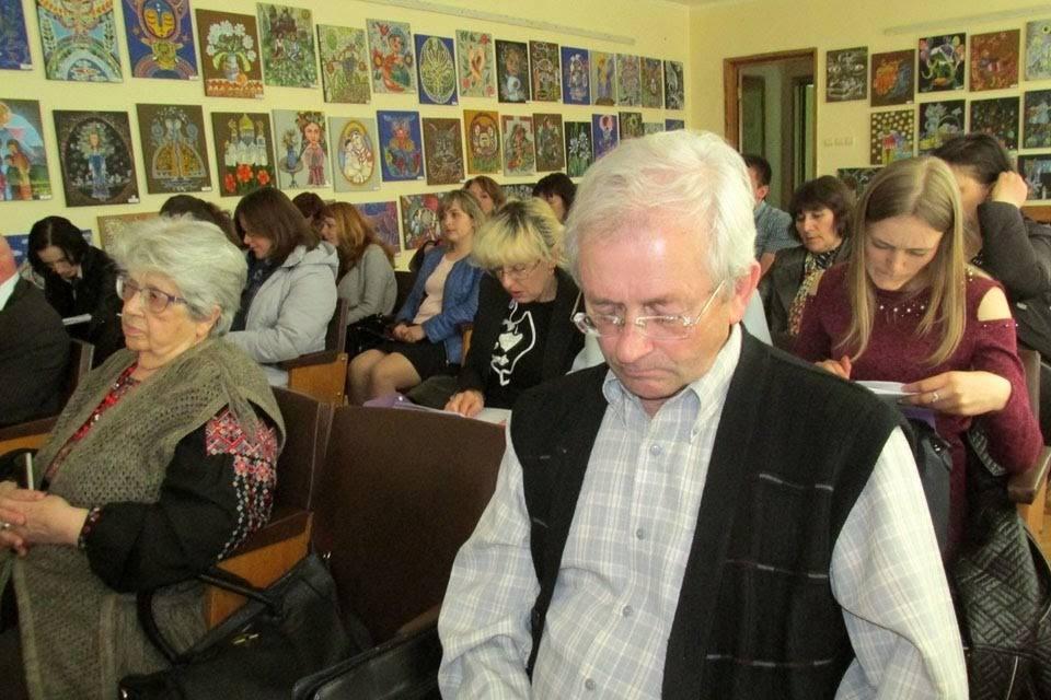 У Луцьку обговорили діяльність музеїв в об'єднаних територіальних громадах. ФОТО