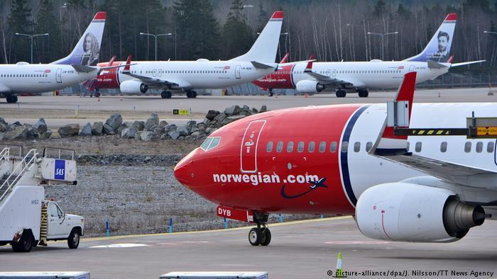 Швеція запровадила екологічний податок на авіаквитки