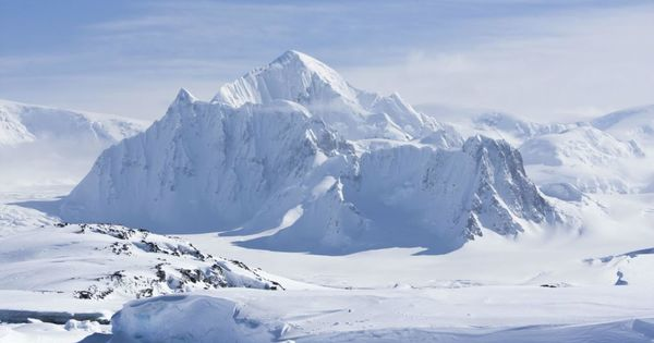 В Антарктиді зафіксували рекордну за 200 років кількість снігу