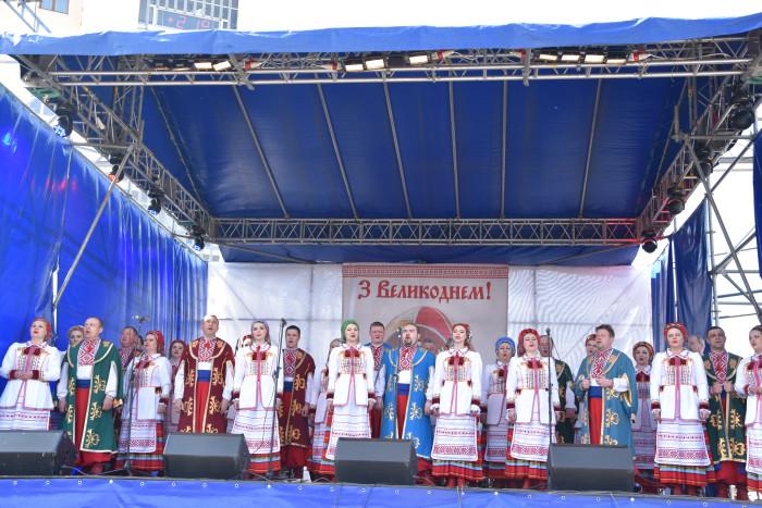 У Луцьку відбувся великодній етно-фестиваль. ФОТО