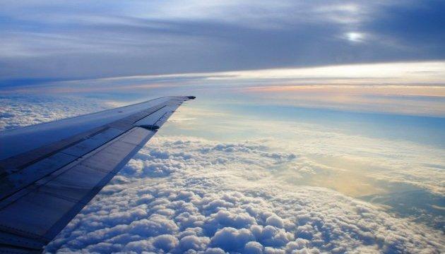 У США в літаку вибухнув двигун під час польоту