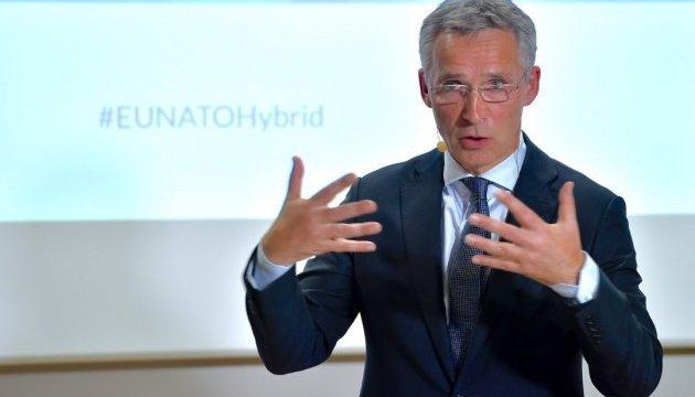 НАТО виступає за діалог із Росією
