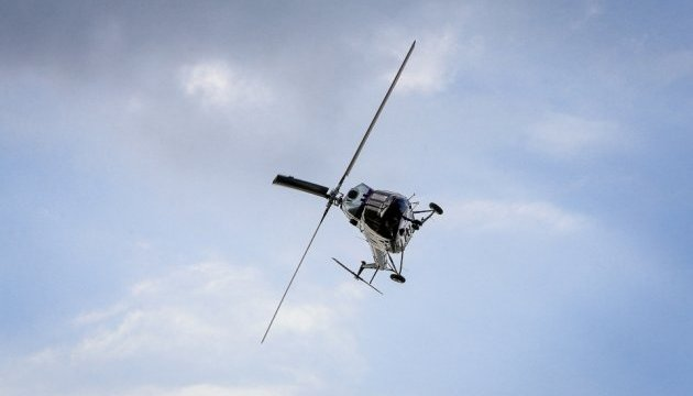 Український вертоліт вперше піднявся у небо. ФОТО. ВІДЕО