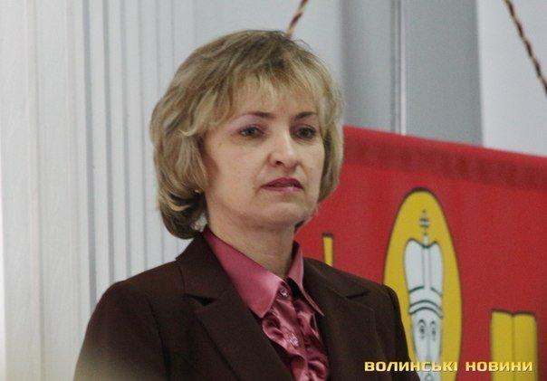 Скільки заробила головна фінансистка Луцькради
