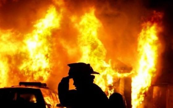 На Волині протягом вихідних трапилось чотири пожежі
