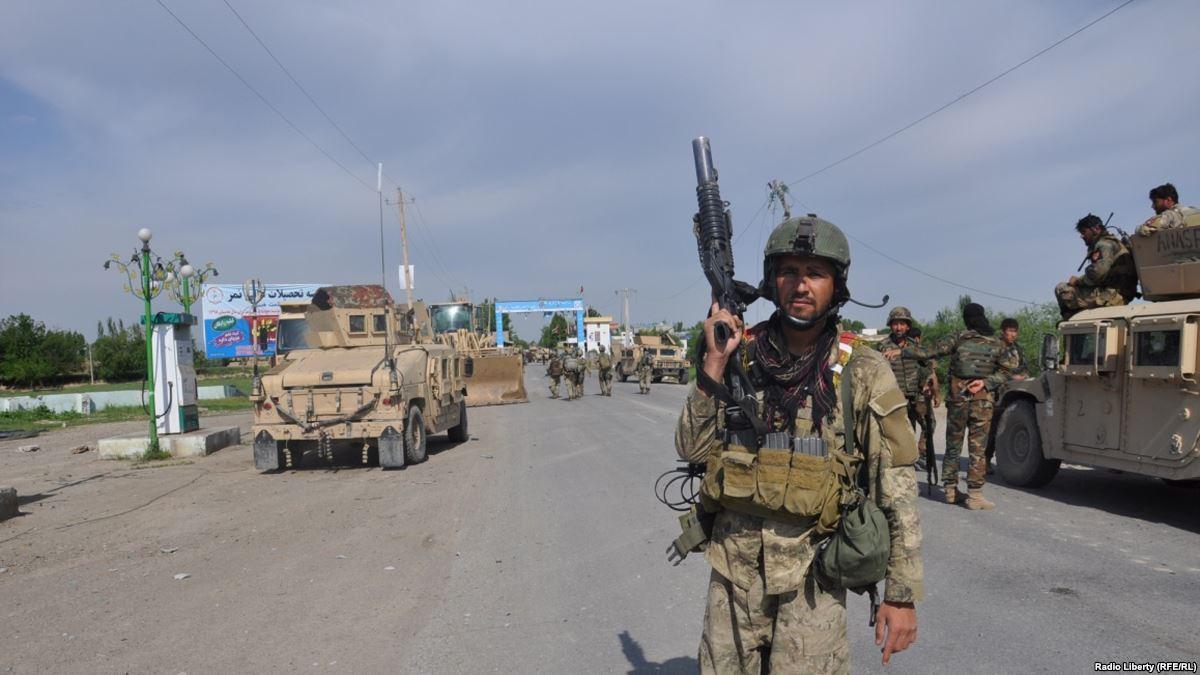 Таліби атакували урядовий квартал в Афганістані: 60 загиблих