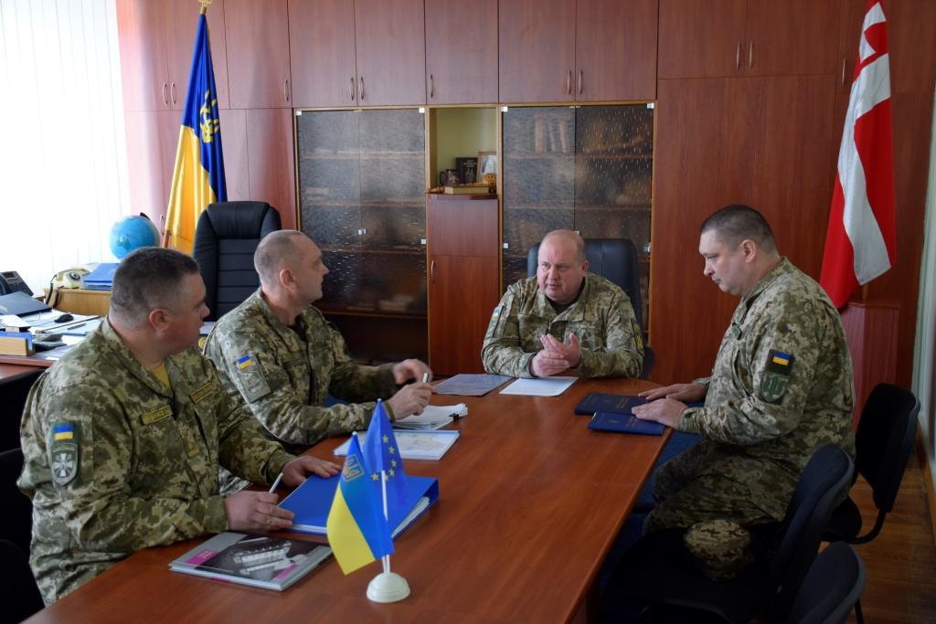 Волинь відвідав командувач Сухопутних військ Збройних Сил України. ФОТО