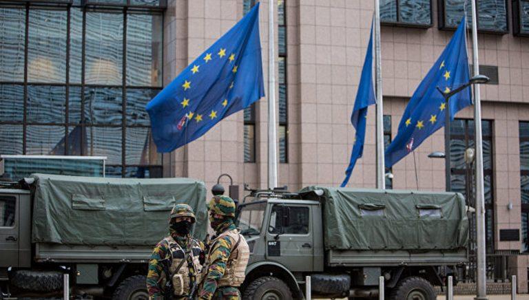 Голова парламенту Німеччини закликав створити армію Євросоюзу
