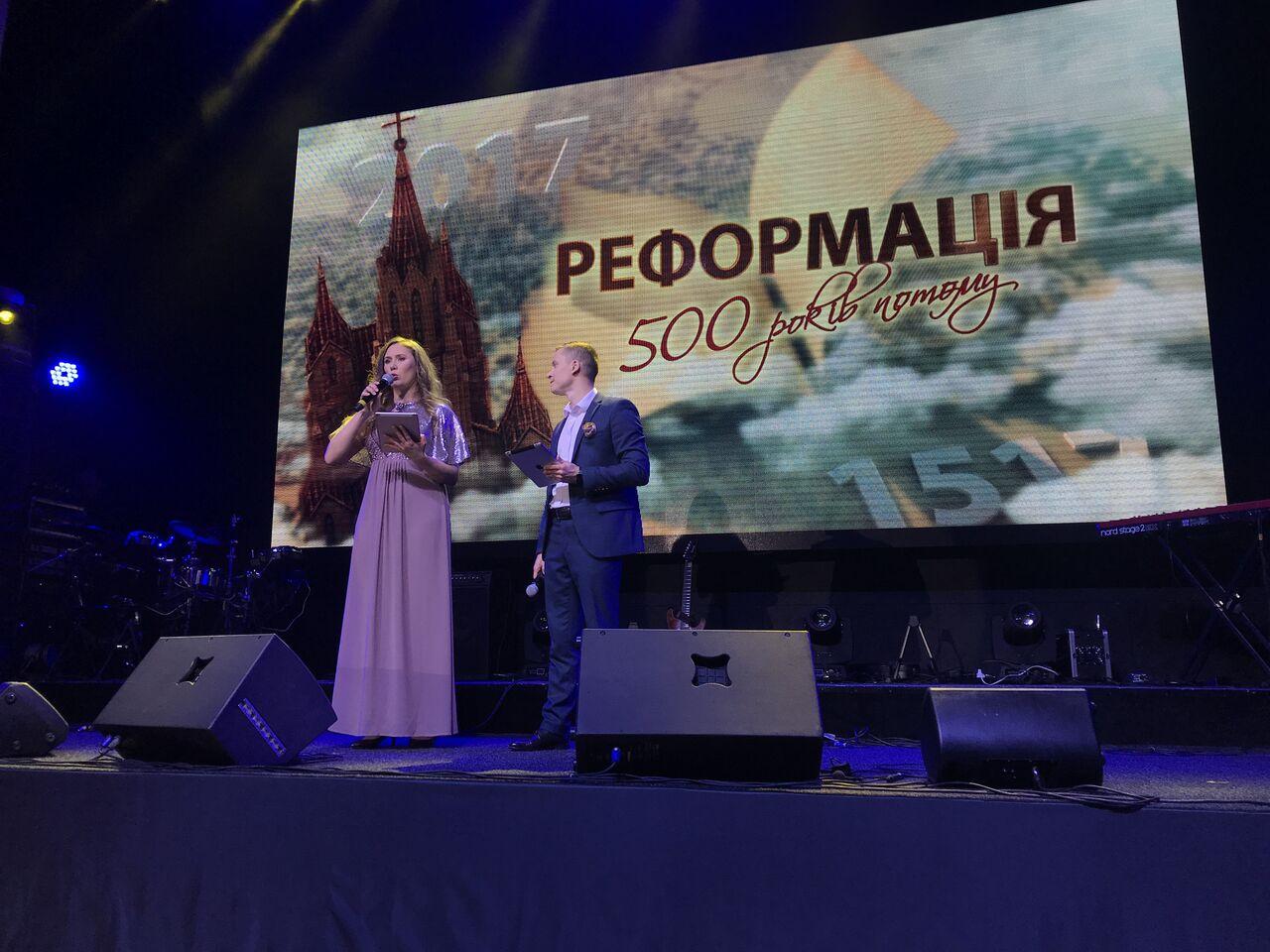Волинь показали у фільмі про Реформацію. ФОТО