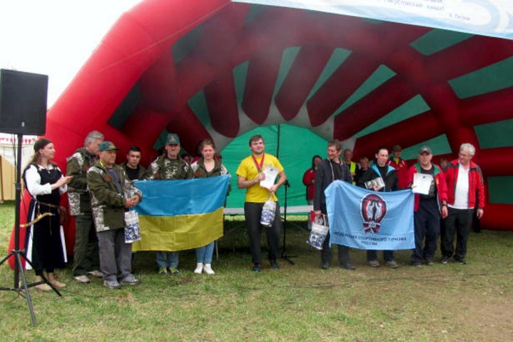 Волиняни здобули бронзу на Міжнародних змаганнях з водного туризму. ФОТО