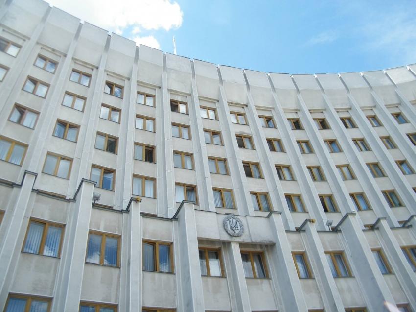 Новий склад Волинської облради сформують представники семи політсил