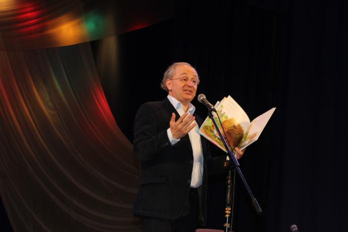 До Луцька завітав відомий автор дитячої поезії. ФОТО