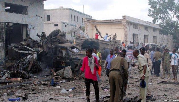 Терористи атакували базу миротворців у Сомалі
