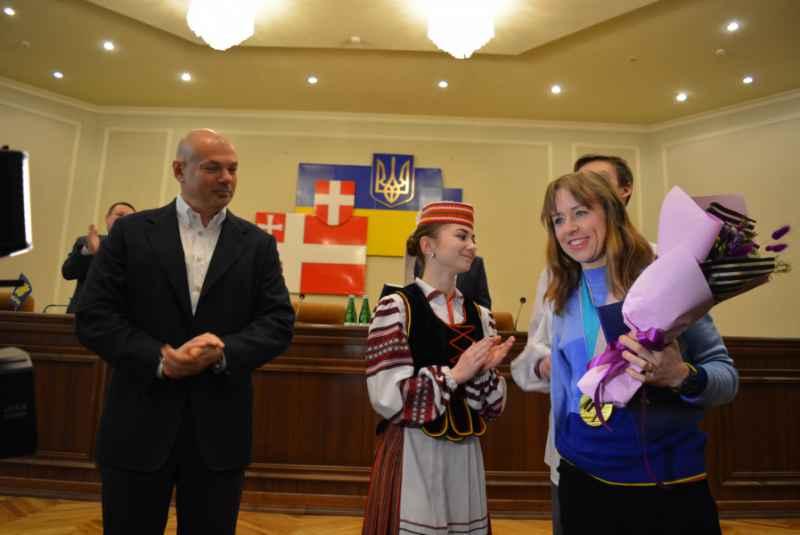 У Волиньраді привітали спортсменок з перемогою на Паралімпійських іграх