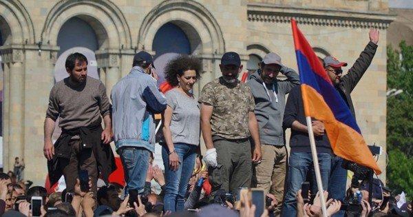 У Вірменії одна з партій оголосила про вихід з правлячої коаліції