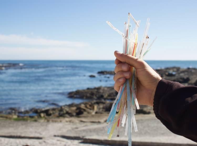 Британія хоче заборонити пластикові соломинки і мішалки