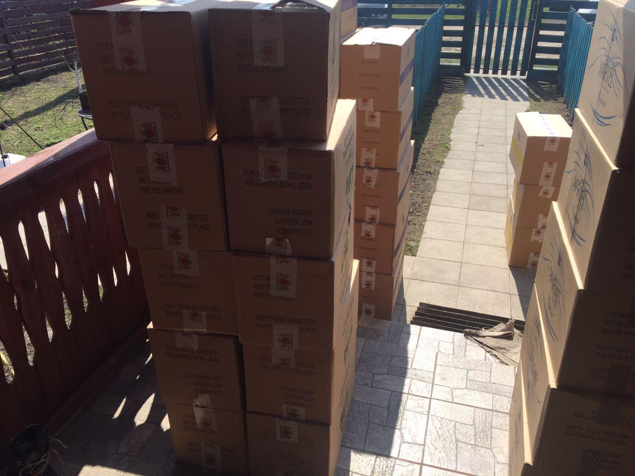 На Волині виявили підакцизних товарів на понад мільйон гривень. ФОТО