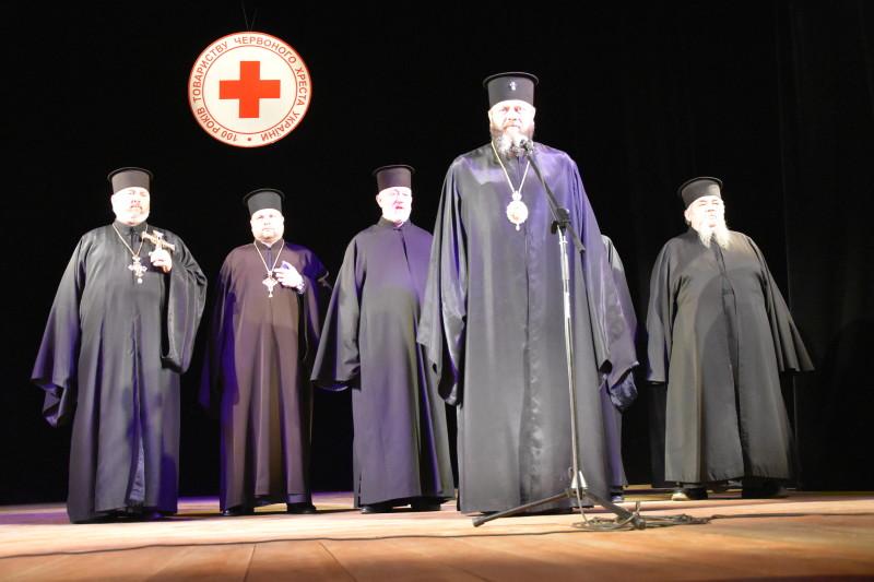 У Луцьку відзначили 100-річчя Товариства Червоного Хреста України. ФОТО
