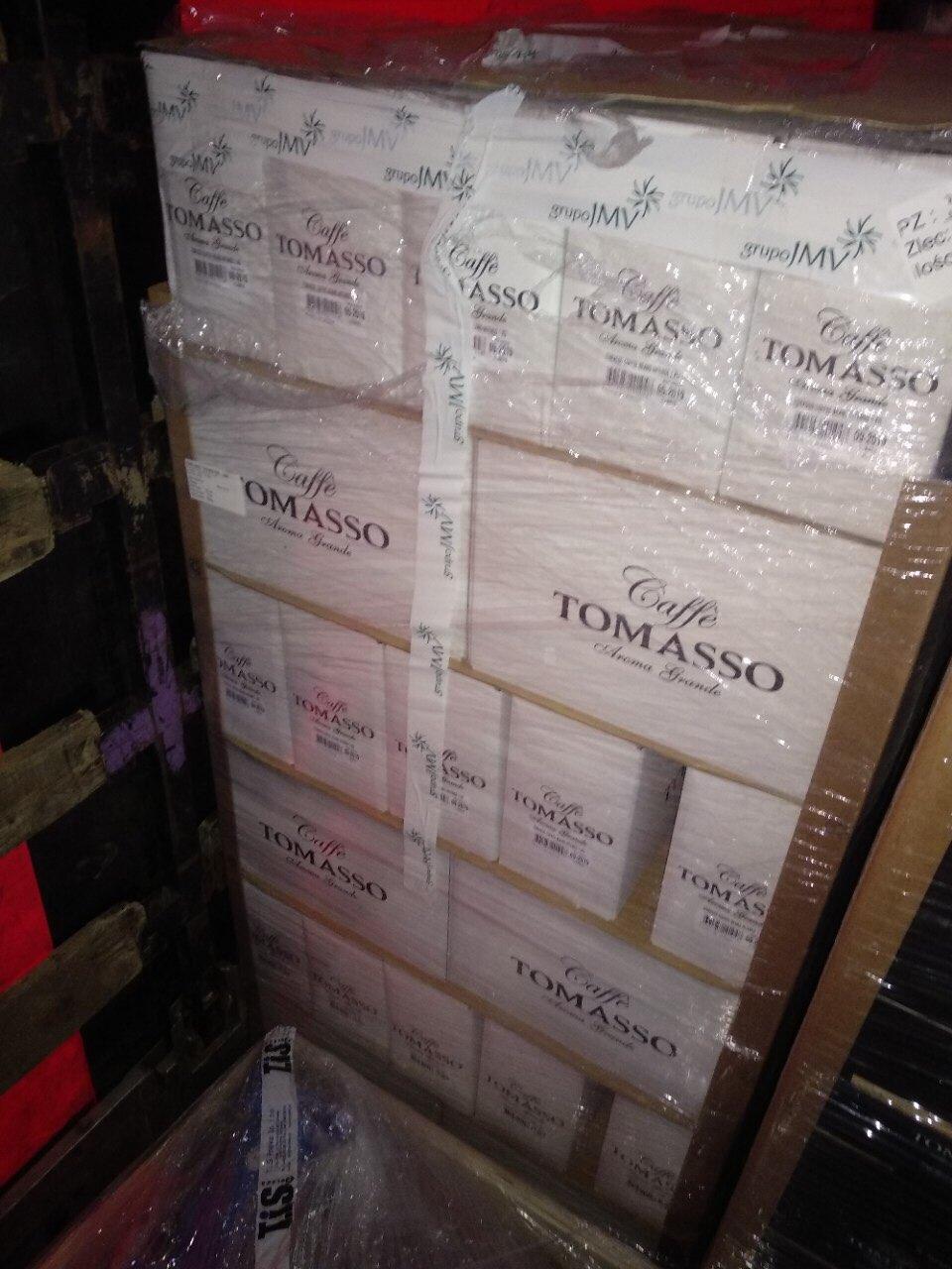 На «Ягодині» вилучили контрабандної кави майже на півмільйона гривень
