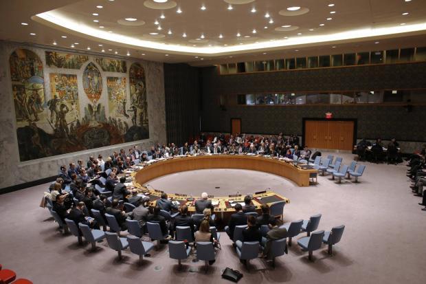 США скликають Радбез ООН через хімічну атаку в Сирії
