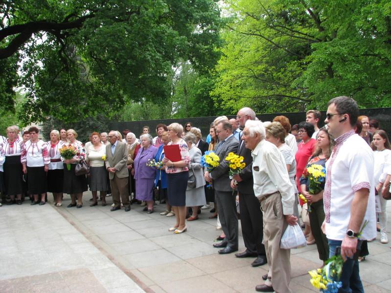 Лучани вшанували пам'ять жертв насилля і депортації на Холмщині. ФОТО