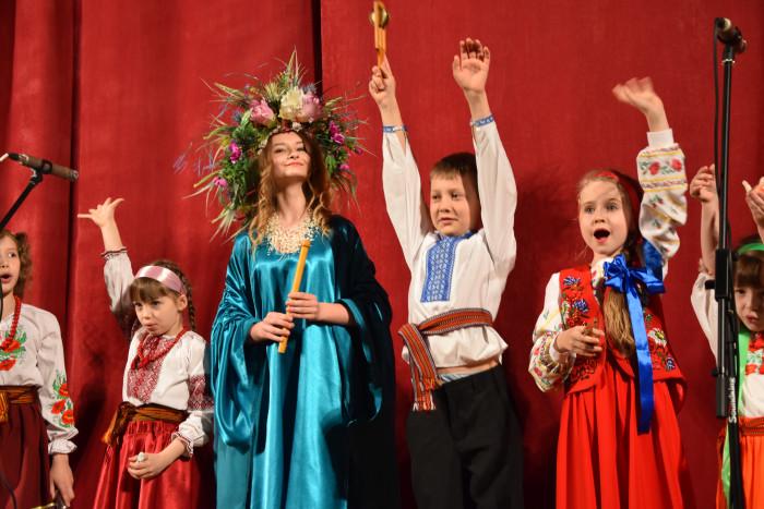 У Луцьку відбувся творчий звіт музичної школи № 1. ФОТО