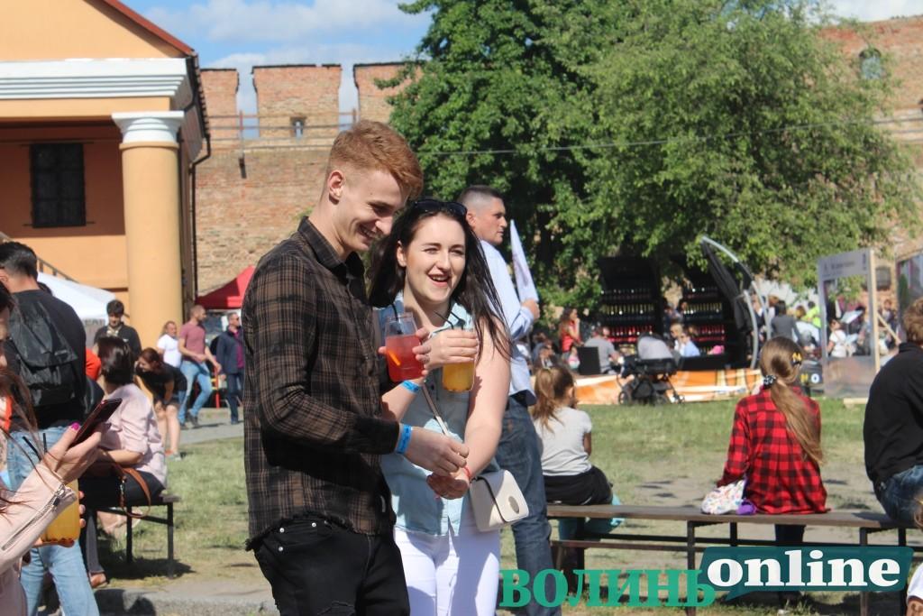 «Lutsk Food Fest»: друзі, їжа, розваги. ФОТОРЕПОРТАЖ
