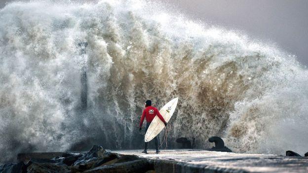 У Новій Зеландії зафіксували рекордну хвилю