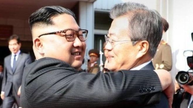 Лідери двох Корей раптово провели саміт