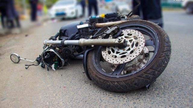 У Маневицькому районі в ДТП травмувався мотоцикліст