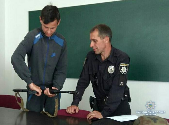 До шацьких поліцейських завітали школярі. ФОТО