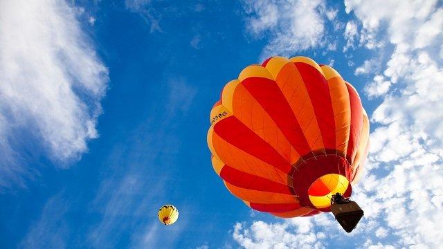 Лучани зможуть покататись на повітряній кулі