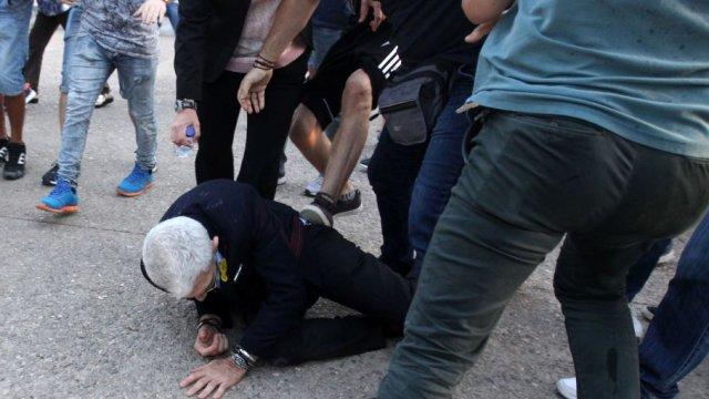 Грецькі ультраправі побили мера міста Салоніки