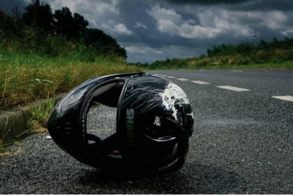 На Волині в автопригоді загинув мотоцикліст
