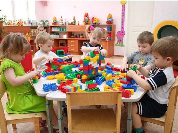 На Волині збільшується кількість дошкільних закладів