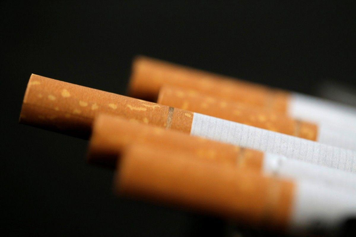 Луцькі прикордонники виявили у рейсовому автобусіконтрабандні сигарети